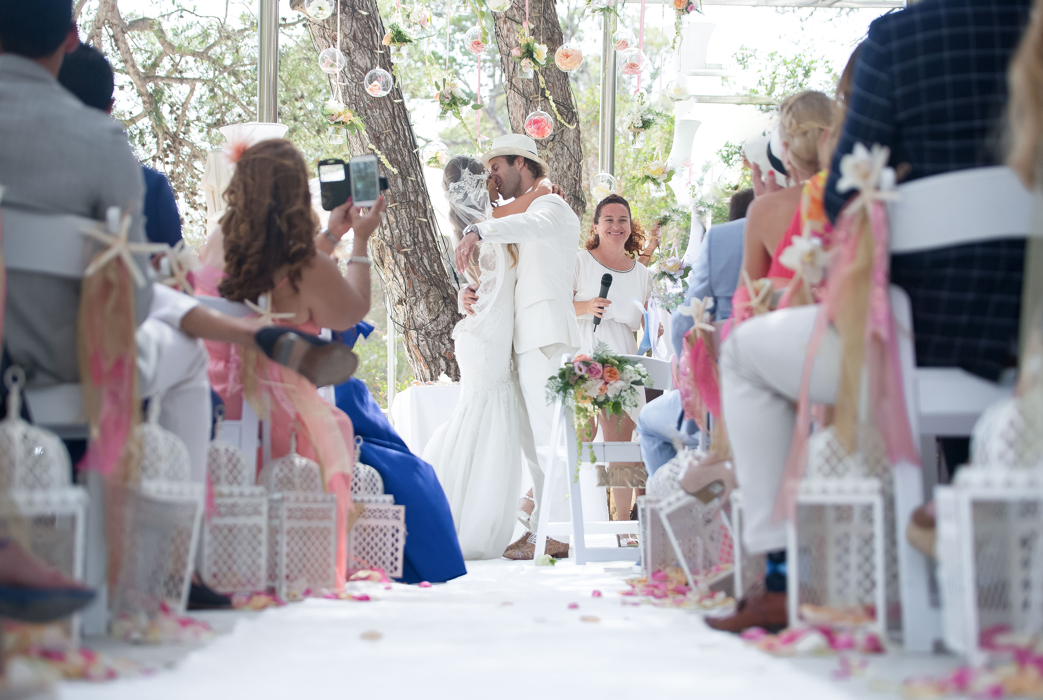 Ibizan Wedding Style - by Selia Zingale Destination Wedding Photographer