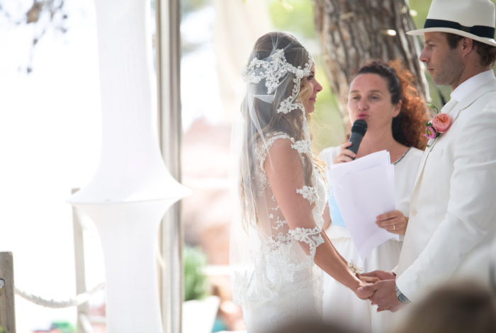 Ibiza Chiringuito Wedding Destination Wedding Ibiza White and Blue Wedding Floral Wedding Decor Bohemian Bridal Decoration White Island Wedding Mediterranean Wedding Beach Wedding Ibizan Style Wedding Boho Ibiza Wedding Wedding Photographer Selia Zingale Matt Morgan