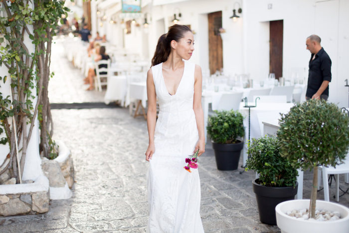 Destination Wedding Ibiza Destination Wedding Photographer German Photographer Ibiza Ibiza Old Town Wedding Love Couple Pictures Romantic Wedding Photography