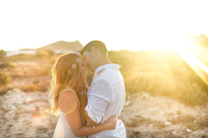 Beach Wedding Photographies by Selia Zingale vintage wedding destination wedding boho wedding ibiza Paarshooting Ibiza